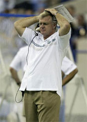 Mike Sherman is a fat dope.