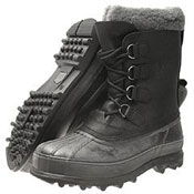 Sorel Caribou, in black